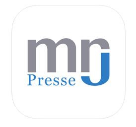 app mrj presse